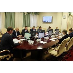 Представители ОНФ принимают участие в обсуждении благоустройства Салехарда
