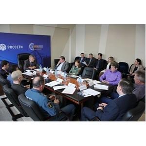 В «Рязаньэнерго» состоялся межведомственный круглый стол по вопросам профилактики электротравматизма