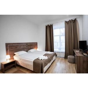 Гостиница Меридиан – уютные, комфортабельные номера в центре Петербурга