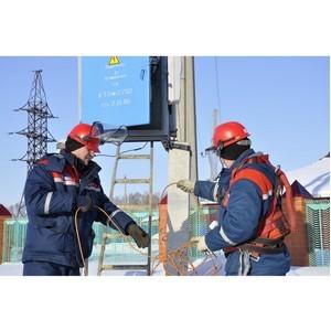Ульяновские энергетики восстановили электроснабжение в пострадавших от непогоды районах
