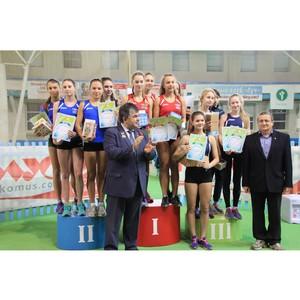 «И  вновь  Королева  спорта  на  УОМЗ»