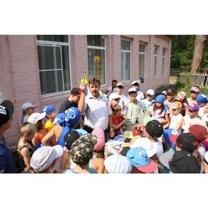 Ярославские энергетики предостерегают детей от игр вблизи энергообъектов