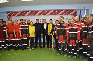 «Стройфарфор» и шахтинская Администрация подписали соглашение о социальном партнерстве
