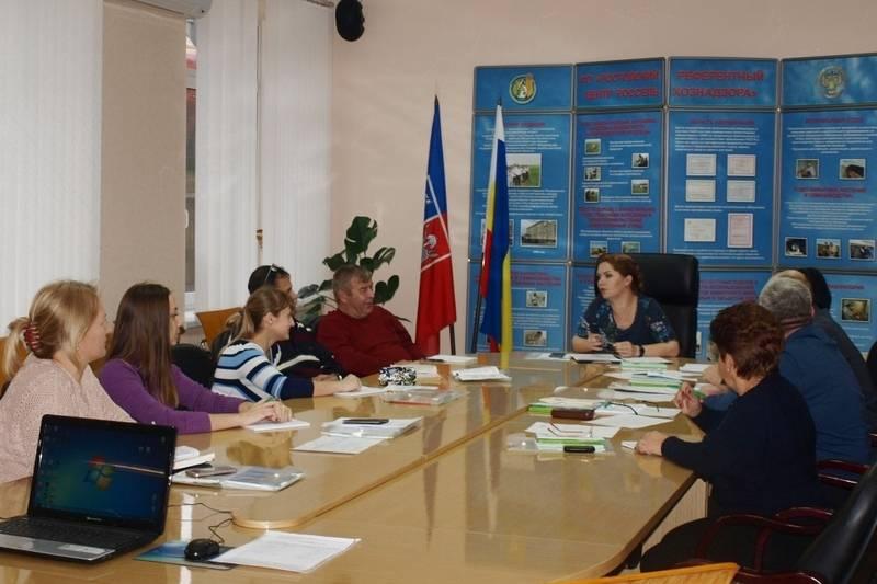 16 специалистов Россельхознадзора из двух регионов повысили квалификацию в Ростове