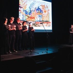 Урок-спектакль «Право на жизнь» и дискуссия по вопросам образования в «Театриуме на Серпуховке»