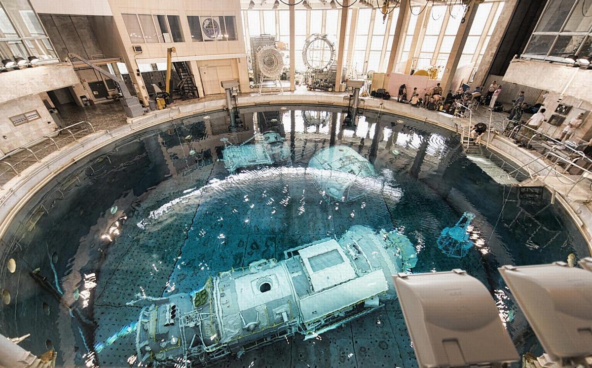 Центр подготовки космонавтов им. Ю. А. Гагарина в Звездном городке