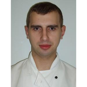 Андрей Шаран назначен на должность шеф-повара ресторана Red & White гостиницы Холидей Инн Лесная