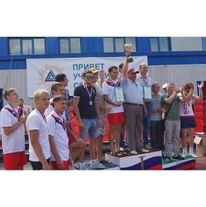 В летней Спартакиаде Липецкэнерго победила команда Лебедянского РЭС