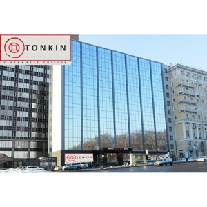 Бренд «Tonkin» откроет первое заведение сети в Москве в БЦ «РТС» Земляной Вал