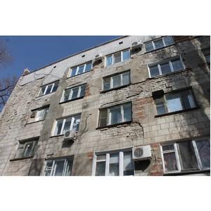Волгоградские активисты ОНФ добиваются улучшения условий проживания жителей трех домов
