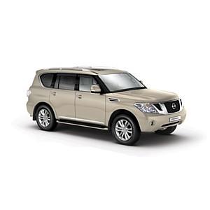 Эксклюзивный Nissan Patrol Titanium уже в Автоцентре «ОВОД»