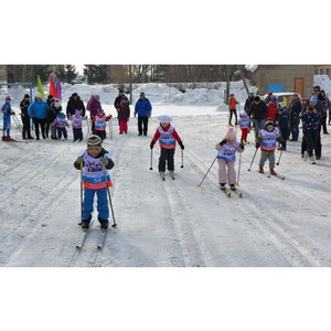 Стартовала вторая всероссийская гонка для детей «Лыжня здоровья»