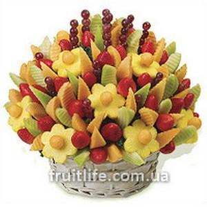В Донецке стартует открытие нового магазина фруктовых букетов FruitLife ™