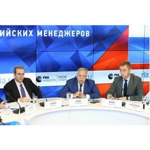 18-й рейтинг «Топ-1000 российских менеджеров»