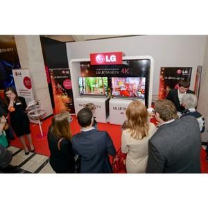 LG Electronics объявляет об официальном партнерстве с шоу Dralion