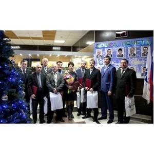 В день энергетика в филиале Рязаньэнерго» наградили лучших сотрудников