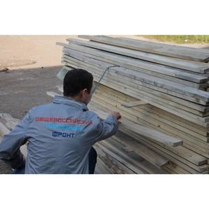 Активисты ОНФ в Коми выявили организации, незаконно торгующие древесиной