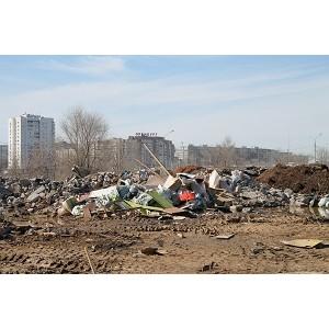Оренбургский ОНФ просит прокуратуру проверить законность свалки строительных отходов
