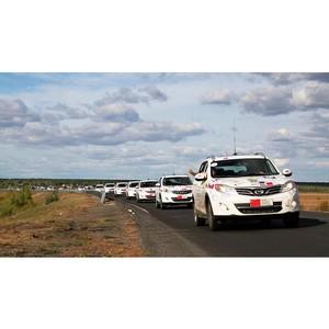 Автомобили Gac Motor успешно проехали тысячи километров по России