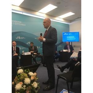 Генеральный директор Находкинского МТП рассказал о планах развития порта на ВЭФ-2018