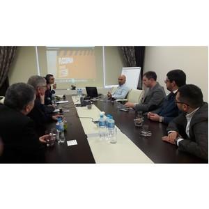Kastamonu поделилась с американской компанией опытом работы в ОЭЗ «Алабуга»