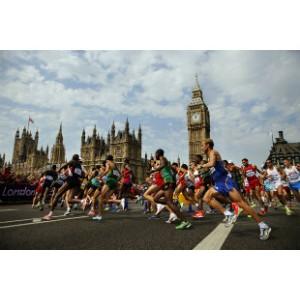 Россияне примут участие в благотворительном Лондонском марафоне