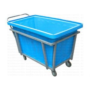 Торговый дом «Экопром» начал производство тележек с ваннами