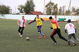 ТТК-Чита организовал турнир по мини-футболу среди организаций-партнеров