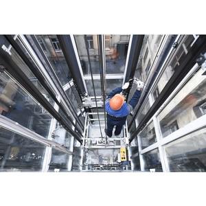 Компания «Нева трейд» в 2017 году смонтировала 539 лифтов