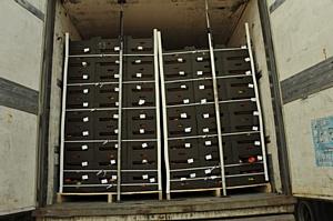 Итог работы мобильных групп в июне  - 1400 тонн товаров, обладающих признаками санкционных