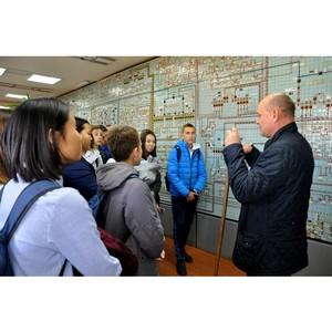 Экскурсия для школьников в Улан-Удэ Энерго