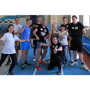 «Швабе» выступил спонсором Президентской Олимпиады! 3.0