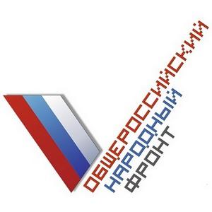 Активисты ОНФ в Орловской области поздравили ветеранов военной разведки