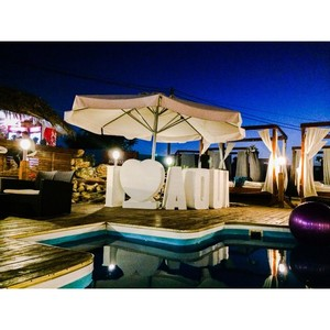 Aqua Dance Beach club — лучшее место для отдыха!
