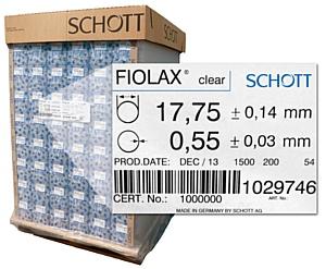 Schott �������� ���������� ���������� �� ���������� ������ Fiolax�