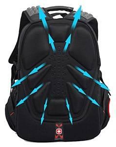 «Здоровый» рюкзак – здоровая спинка!