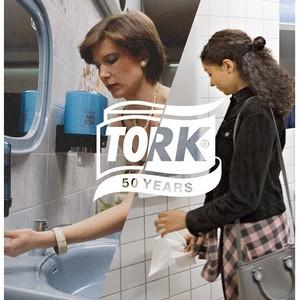 В 2018 году торговая марка Tork отмечает свой 50-летний юбилей