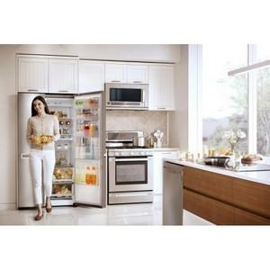 Холодильники LG продолжают восхищать и удивлять семьи по всему миру