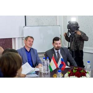 Жители Северного Таджикистана узнали о новых возможностях по взаимодействию с Россией