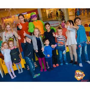 Клуб детских увлечений «Ура» в ТРЦ «Аура»: маленькие открытия для будущих побед