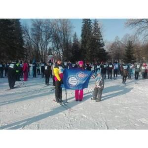 Лыжню! – в Уфе состоялись соревнования по лыжным гонкам