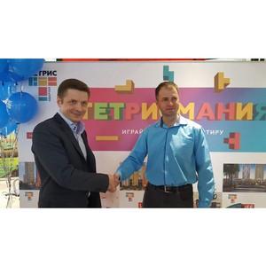 Квартал Тетрис стал номинантом премии RREF Awards-2017