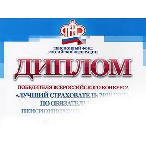 ПФР объявляет о начале конкурса для страхователей - 2015