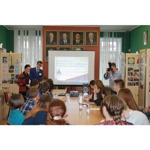 Команда «Молодежки ОНФ» в Коми провела уборку в общежитии и приняла участие в круглом столе молодых ученых