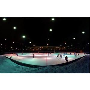 Росгосстрах в Пензенской области застраховал игроков «Ночной хоккейной лиги»