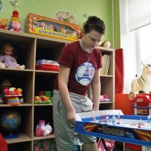 Ѕ' Ђƒетский мирї открыл 5 игровых комнат в больницах