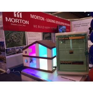 За рубежом оценили инновационные разработки РОО «Русское техническое общество» и ГК «Мортон»
