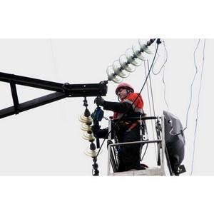 Скопинские электрические сети филиала «Рязаньэнерго» прошли проверку на готовность к зиме