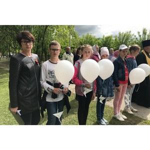 Активисты ОНФ в Курганской области в День памяти и скорби провели акцию «Поверка павших»