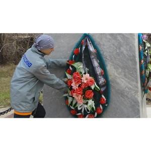 Накануне празднования Дня Победы активисты ОНФ в Челябинской области провели субботники